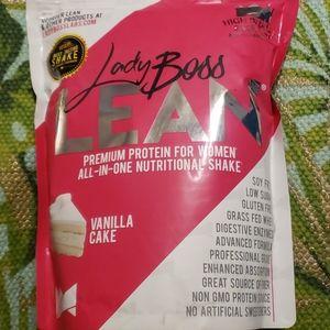 *New* Lady Boss Lean